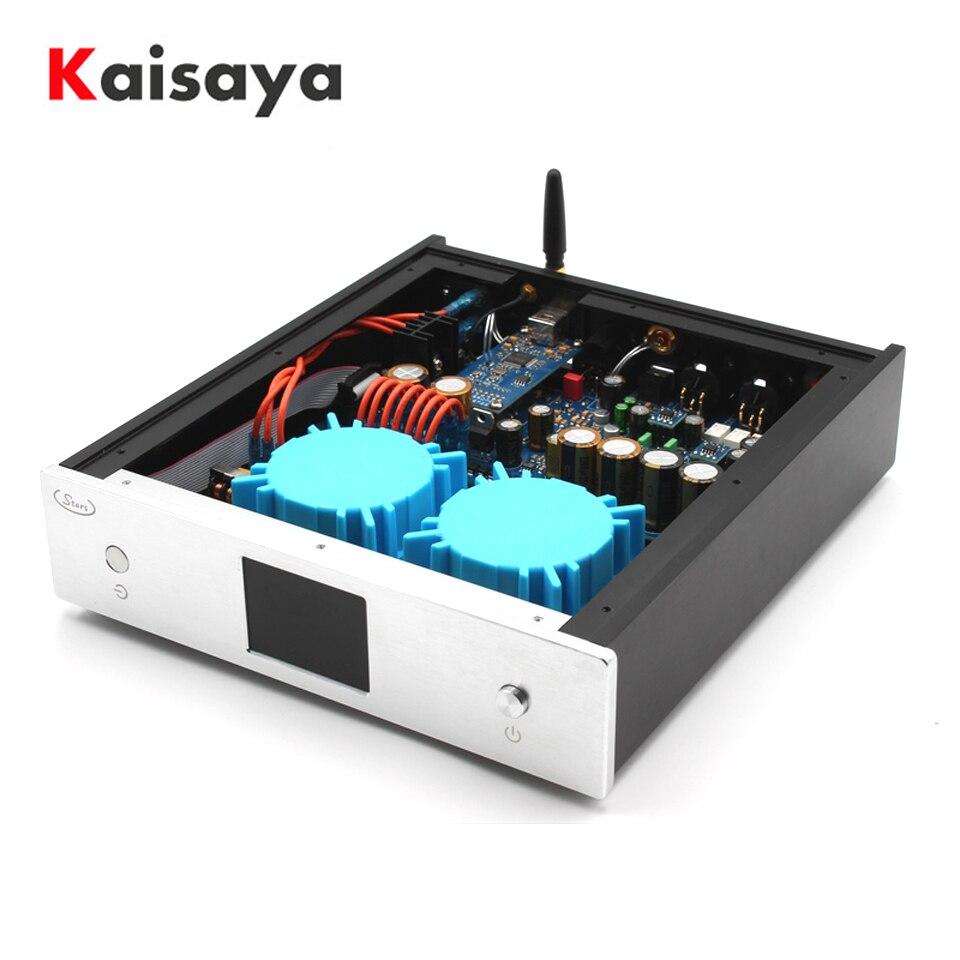 Unterhaltungselektronik Digital-analog-wandler Csr8675 Bluetooth 5,0 Aptx-hd Ak4497 Dac Dsd Decoder Unterstützung Pcm384k Dsd256 Xmos 2.4tft Display Für Hifi Verstärker Audio T0236