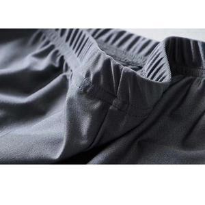 Image 5 - 反射ショーツ女性ハイウエストショートパンツ夏パンクスウェットパンツバイカーパンツネオングリーン orange 弾性ウエスト黒ショーツ