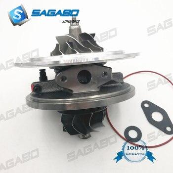Equilibrado núcleo de cartucho turbo GT2556V 454191, 454191-0011 /11652248906/11652248907, 11652247691 para BMW 530D 730D 3.0L
