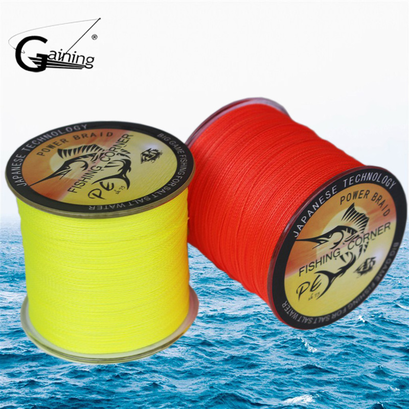 sea3 8 Strands Braided Fishing Line
