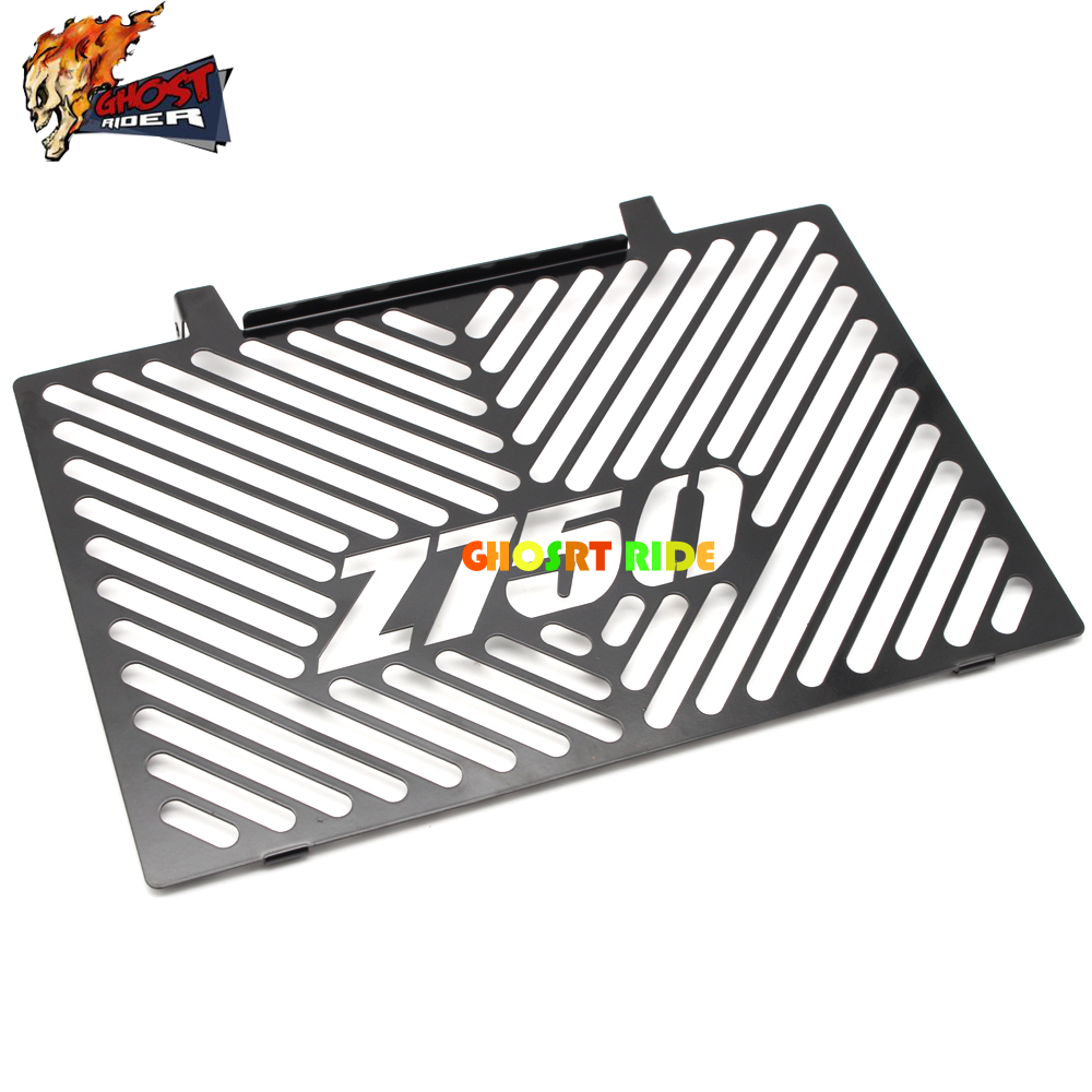 Motorcycle Radiator Grille Guard Cover Protector for Kawasaki Z750 (not Z750S model) 2008-2015 2009 2010 2011 2012 2013 motorcycle radiator protective cover grill guard grille protector for kawasaki concours 14 gtr1400 2007 2008 2009 2010 2011 2016