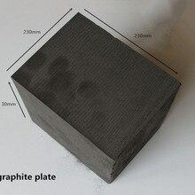 230x230x30 мм графитовый Таблички для Диаманд спекания плесень/Графит спекания плиты/графит лезвие