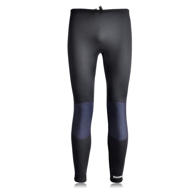 Wetsuit Pants for Mens and Women 3mm Neoprene Super Stretch Shorts for  Surfing Swimming Scuba Diving Ankel-length Trousers e2198792f