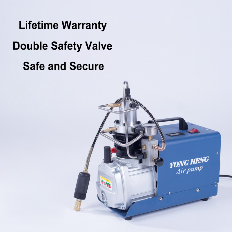 30Mpa High Pressure Air Pump 220V 300BAR 30MPA 4500PSI High Pressure Air Pump water cooling Electric Air Compressor for Airgun