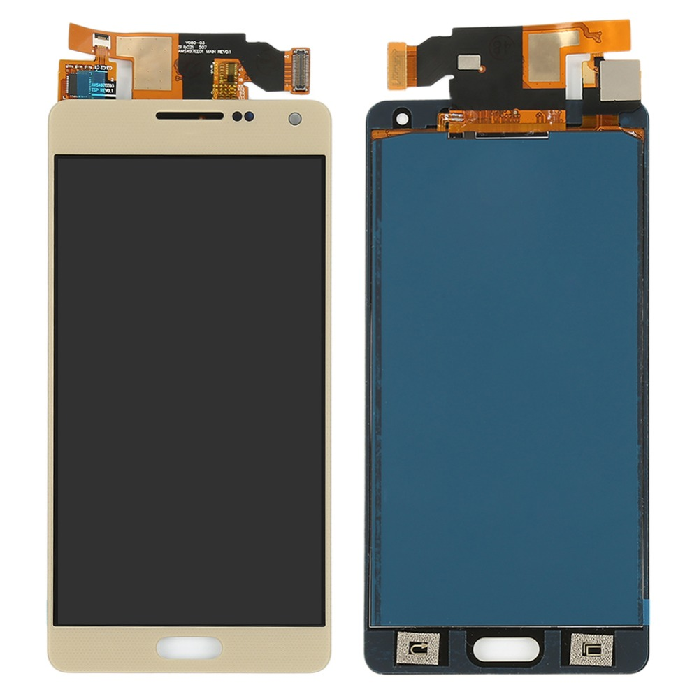 Image 4 - AAA 100% Tested LCD Screen Assembly For Samsung Galaxy A5 2015 A500 A500F A500FU A500M A500Y A500FQ Replacement LCD Display-in Mobile Phone LCD Screens from Cellphones & Telecommunications