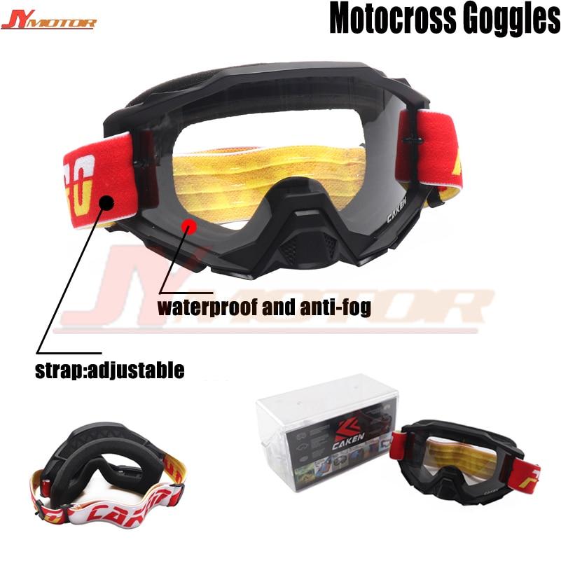Lunettes de Motocross lunettes Ski de fond Snowboard vtt masque Oculos Gafas casque moto Motocross Dirt Bike MX lunettes