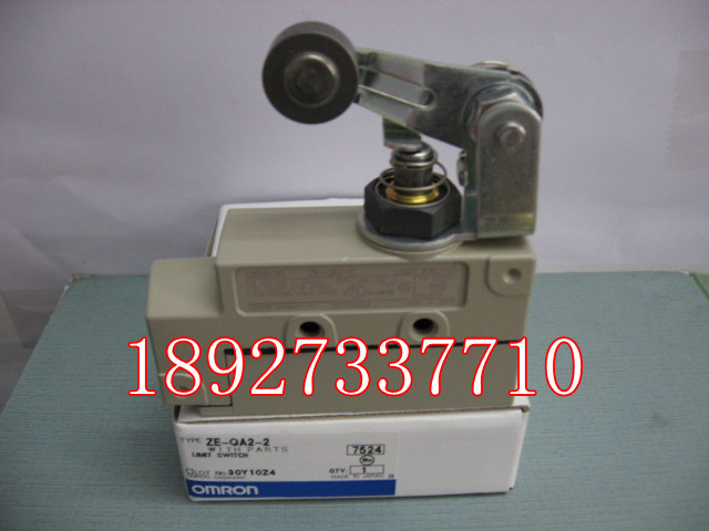 цена на [ZOB] Supply of new original Omron omron limit switch ZE-QA2-2 factory outlets --2PCS/LOT