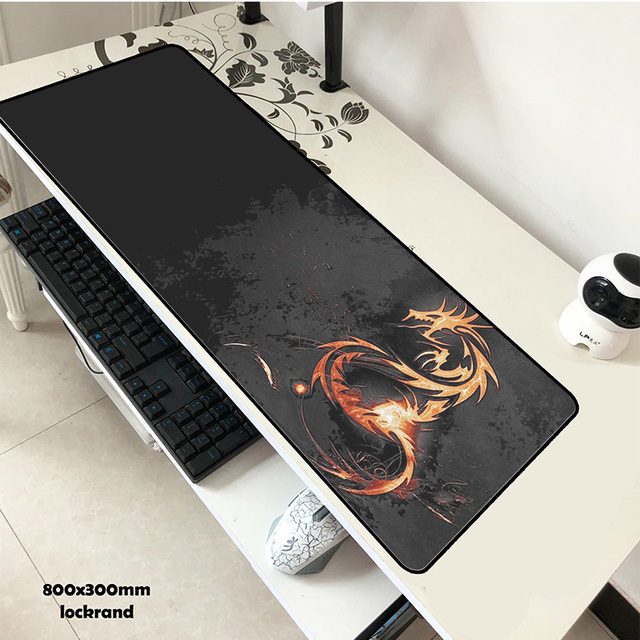 Fashion  mouse pad High quality mouse mat laptop padmouse notbook computer 800x300x2mm gaming mousepad gamer play mats