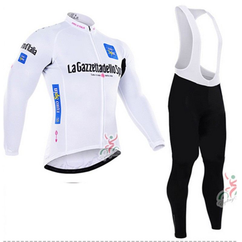 winter thermal pro girod italia tour de italy cycling jersey kits bike clothing MTB road Ropa Ciclismo Bicycle maillot gel