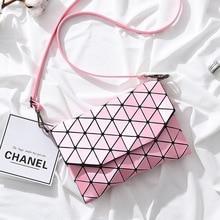 Matte Designer Women Evening Bag Shoulder Bags Girls Bao Bao Flap Handbag Fashion Geometric BaoBao Casual Clutch Messenger Bags