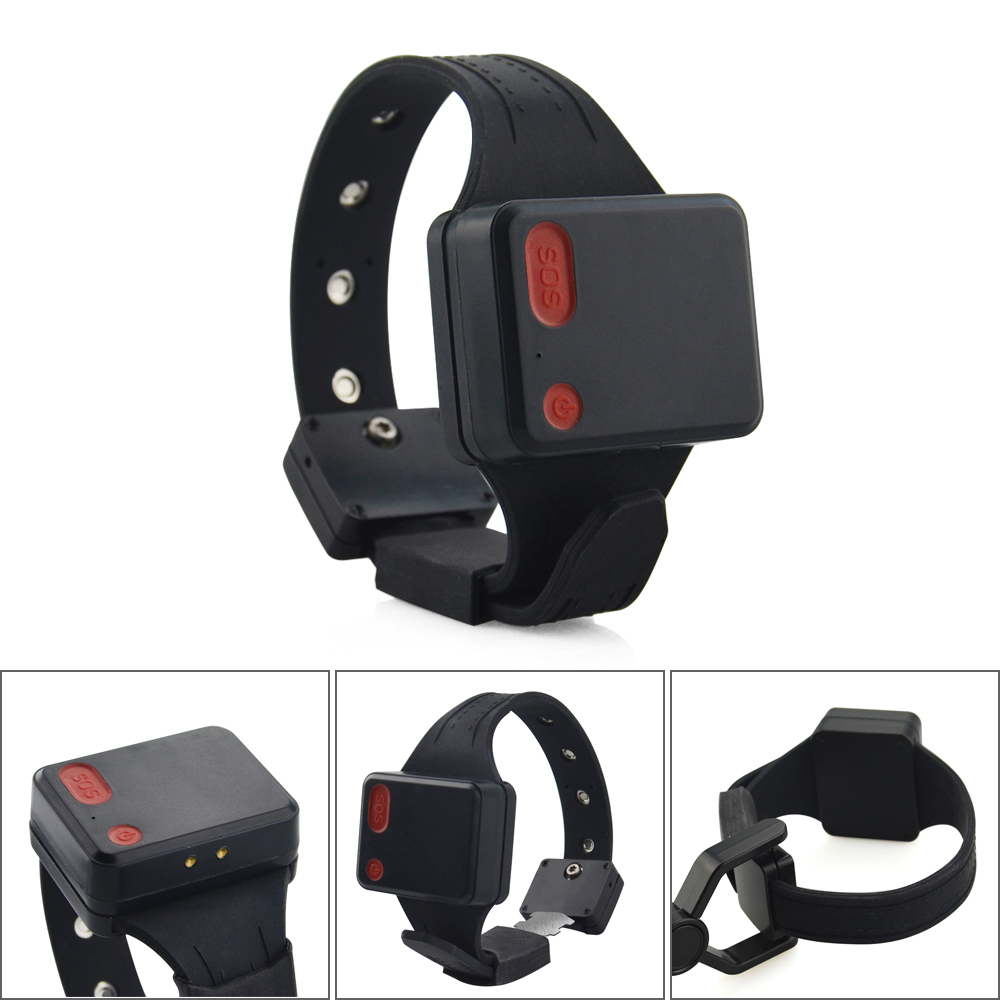 Mt60x Wristband Gps Tracker For Prionser Mental Patient