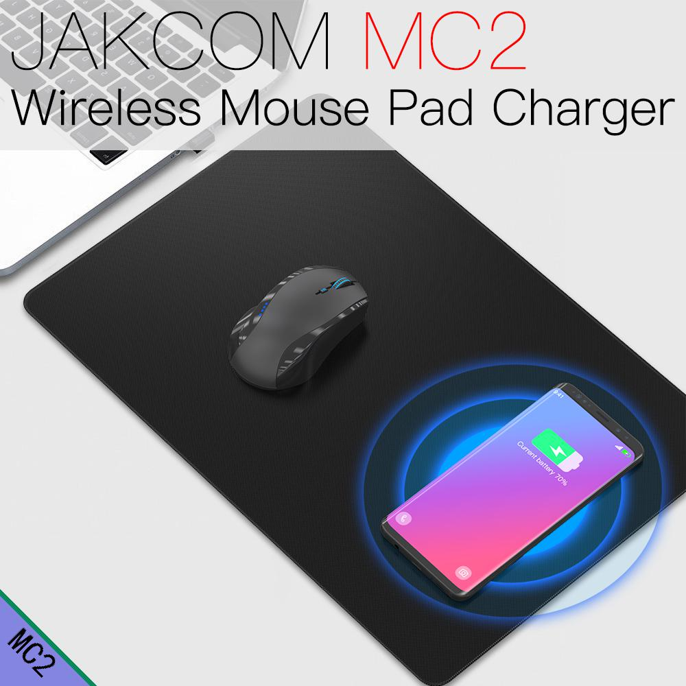JAKCOM MC2 Wireless <font><b>Mouse</b></font> Pad Charger Hot sale in Chargers as cargador power bank 30000mah <font><b>18650</b></font> battery charger image