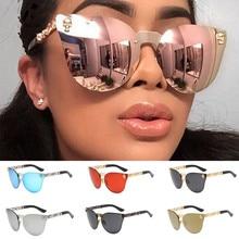UV Glasses Sunglasses Polaroid Round Face Fashion Driving Mirror Male Hipster