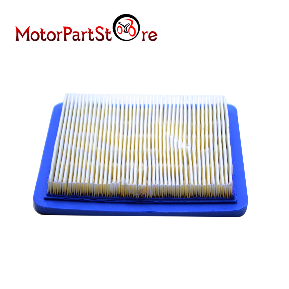 5x Air Filter For Honda Izy Models Gc135 Gcv135 Gc160 Gcv160 Gcv190 Gx100 Hrr216 Hrt216 Hrt217 Gxv57 Engines 17211-zl8-023 Fast Color Motorcycle Accessories & Parts