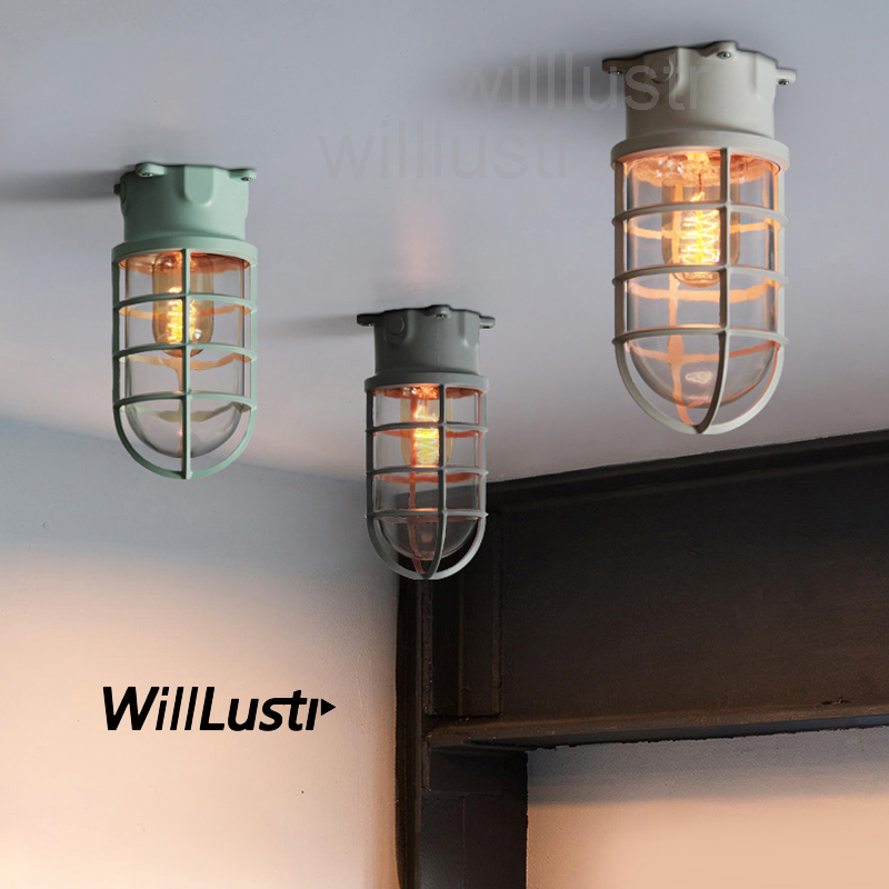 willlustr Macaron color metal ceiling lamp vintage wrought iron light loft America industry lighting dock glass shade light док станция sony dk28 tv dock
