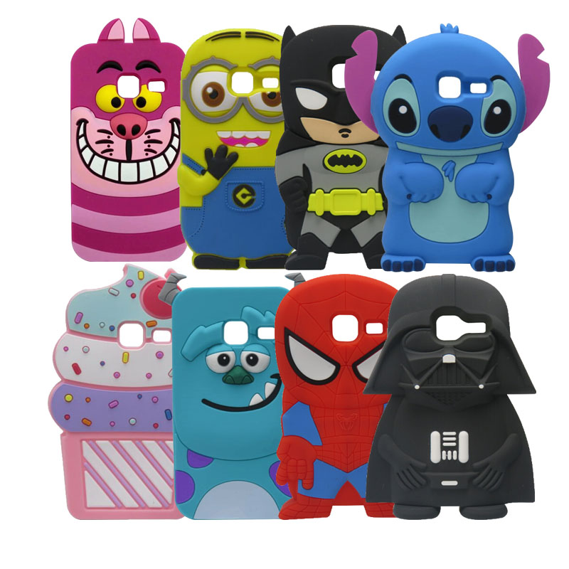 3D Cartoon Sulley Soft Rubber Shell Case for Samsung Galaxy J1 Mini 2016 J105 J105H J105F Fashion Cases for Samsung J1 Nxt Duos ...