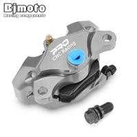 BJMOTO Brake Caliper For Ducati Monster S4R S 696 848/EVO CBR1000RR R1 Motorcycle Rear Disc Brakes Master Cylinder Pump