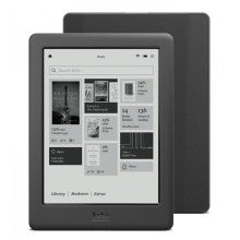 6 pollice di Tocco di Kobo 2.0 E-ink Dello Schermo Peal/4 gb/WiFi eBook Reader (N587)(China)