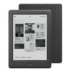 Image 1 - 6 pollici di Tocco di Kobo 2.0 (N587) kobo Aura 1024x758 N514 E ink Dello Schermo Peal/4 GB/WiFi eBook Reader