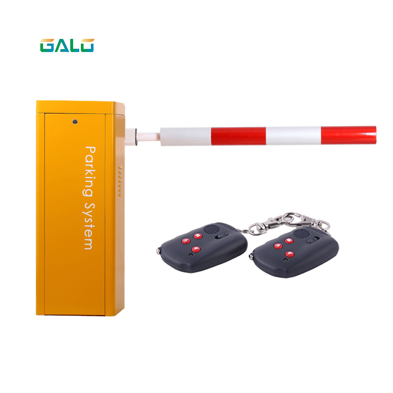 Automatic arm Boom Barrier Gate systemAutomatic arm Boom Barrier Gate system