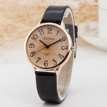 MINHIN Ladies Fashion Quartz Watch High Quality PU Leather Casual Weddi