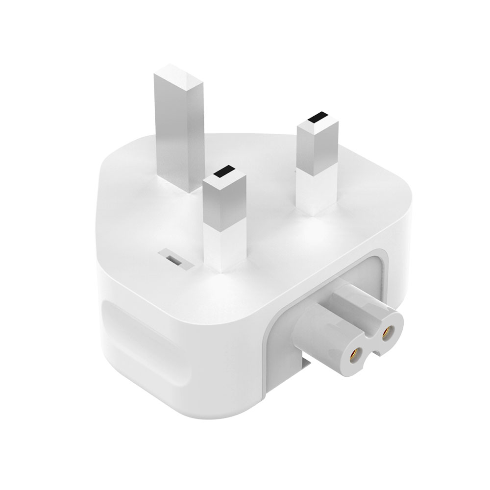 MacBook Wall AC UK Plug Charger Power Adapter for Apple iPad