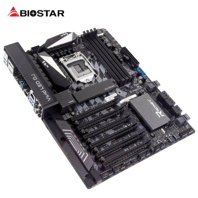 BIOSTAR Racing Motherboard Z270GT9 I5 I7 7700K LGA 1151 Computer