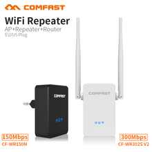 300Mbps Wireless Repeater WIFI Router 2