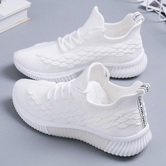 basket mode blanche femme