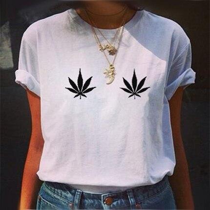 Plain White Shirt Women