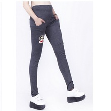 2014 new hot clothes for pregnant women Fashion Maternity Pants  Pregnant women sports bottoming pants feet
