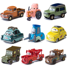 New Disney Pixar Car 3 2 McQueen Toy 1:55 Die Cast Metal Alloy Model Childrens Toys Birthday Christmas Gift