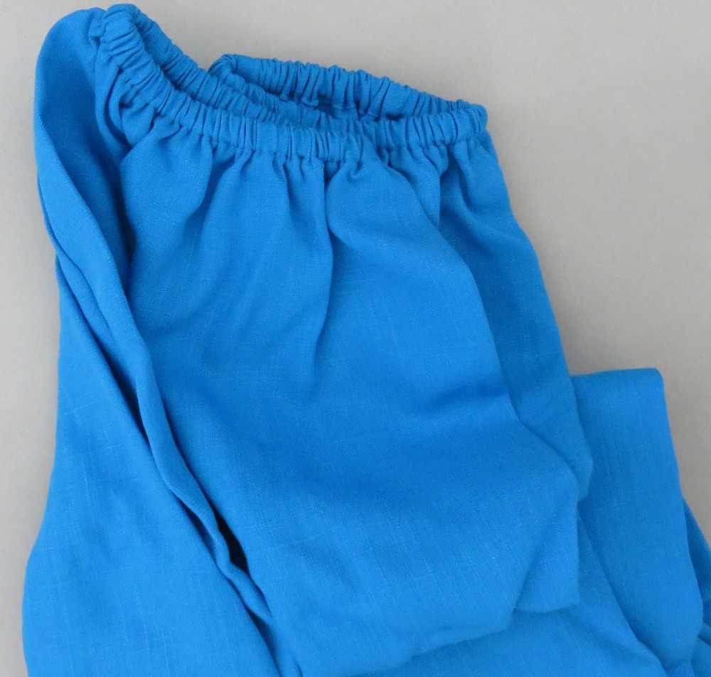20 цветов унисекс уданский даосский халаты одежда высшего качества Лен Тай Чи Костюмы кунг-фу Униформа одежда для восточных единоборств зеленый/синий/red3pcs/комплект