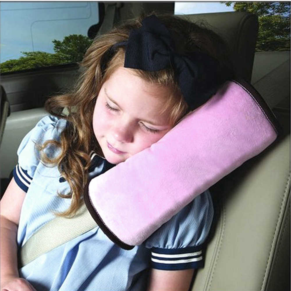 Автомобильная детская Защитная подкладка под ремень безопасности жгут плечевая Поддержка Подушка крепкий регулятор регулируемое устройство для Ford для Toyota для peugeot