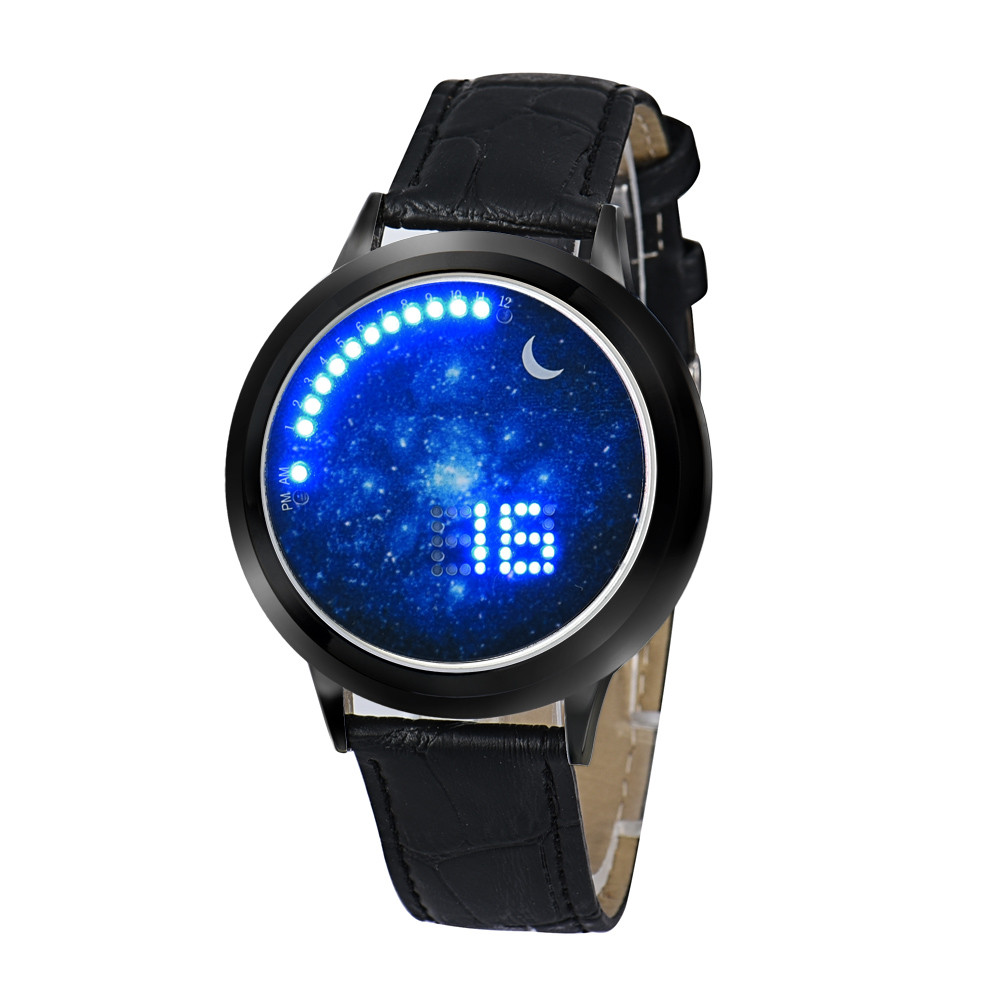 2019 Quartz Mens  NEW Women Men Girl Boy touch LED Electronic Multifunctional Sports Watch Male Clock Watch Relogio Masculino N8 new garmin watch 2019