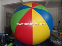 Free Shipping 100cm Giant PVC Beach Ball Inflatable Beach Ball for sale(20pcs)