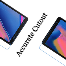 9H 0.33mm Tempered Glass screen protector for Samsung Galaxy Tab A 8 2019 8.0 SM-P200 P200 LTE SM-P205 P205 Super clear
