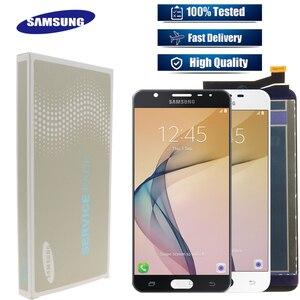 Image 1 - 5.5 Original สำหรับ SAMSUNG Galaxy J7 PRIME LCD G610 G610F G610M สำหรับ SAMSUNG J7 PRIME 2016 LCD