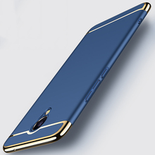 Luxury Hybrid 3 in 1 Hard Plastic Bling Case For
