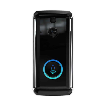 Doorbell WIFI Video Smart HD Security Camera Doorbell Video Two-Way Audio Phone APP Control Infrared Night Vision Door Bell