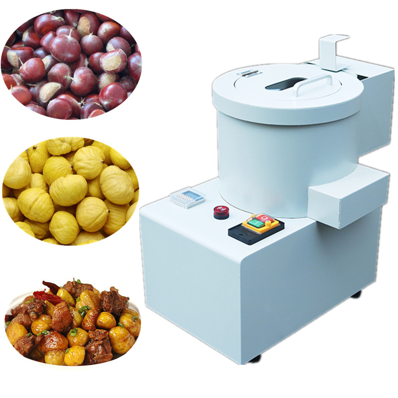 220V chestnut stripping machine small chinese chestnut husker huller220V chestnut stripping machine small chinese chestnut husker huller