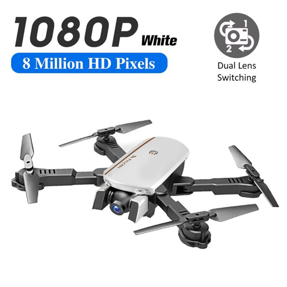 RC Helicopters 1808 remote control toy Camera HD 1080P Foldable WiFi FPV Wide Angle 2.4GHz ABS app photo headless mode 6 axes-in RC Helicopters from Toys & Hobbies