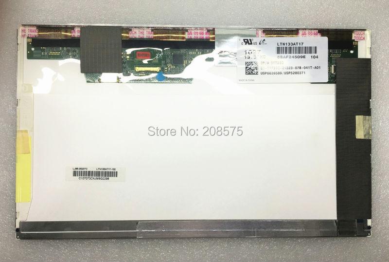 Free Shipping LTN133AT17 LP133WH1 TLA1 B133XW02 N133B6-L02 For HP CQ32 CQ35 CQ36 CQ325 Lenovo Z360 G360 CQ35 Laptop LCD screen 5pcs lot genuine new laptop dc power jack cable socket harness for hp dv3 2000 cq35 cq36 dc301006300 dc301006c00 free shipping