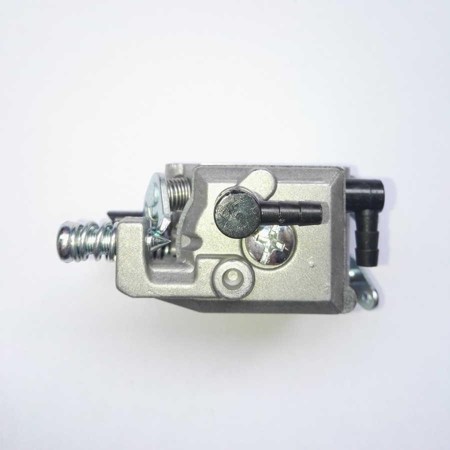 2 шт. 5200 карбюратор 52CC цепная пила детали 2 тактный двигатель 4500 5200 5800 бензопила
