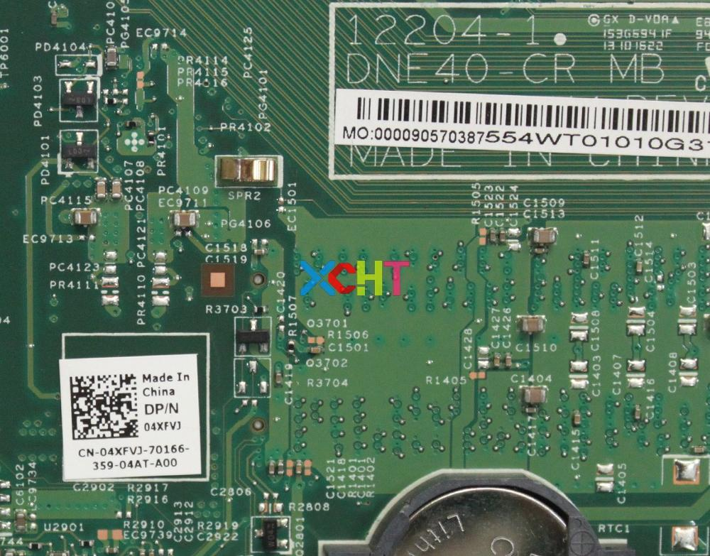 Image 5 - for Dell Inspiron 3421 5421 CN 04XFVJ 04XFVJ 4XFVJ 12204 1 DNE40 CR SR0N6 I7 3517U N13P GS OP A2 Motherboard Mainboard Tested-in Laptop Motherboard from Computer & Office