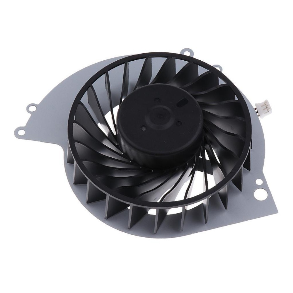 Image 5 - Internal Cooling Fan Replacement Part For SONY PS4 1200 Games Accessories for Sony PlayStation 4 Host Cooler-in Fans from Consumer Electronics
