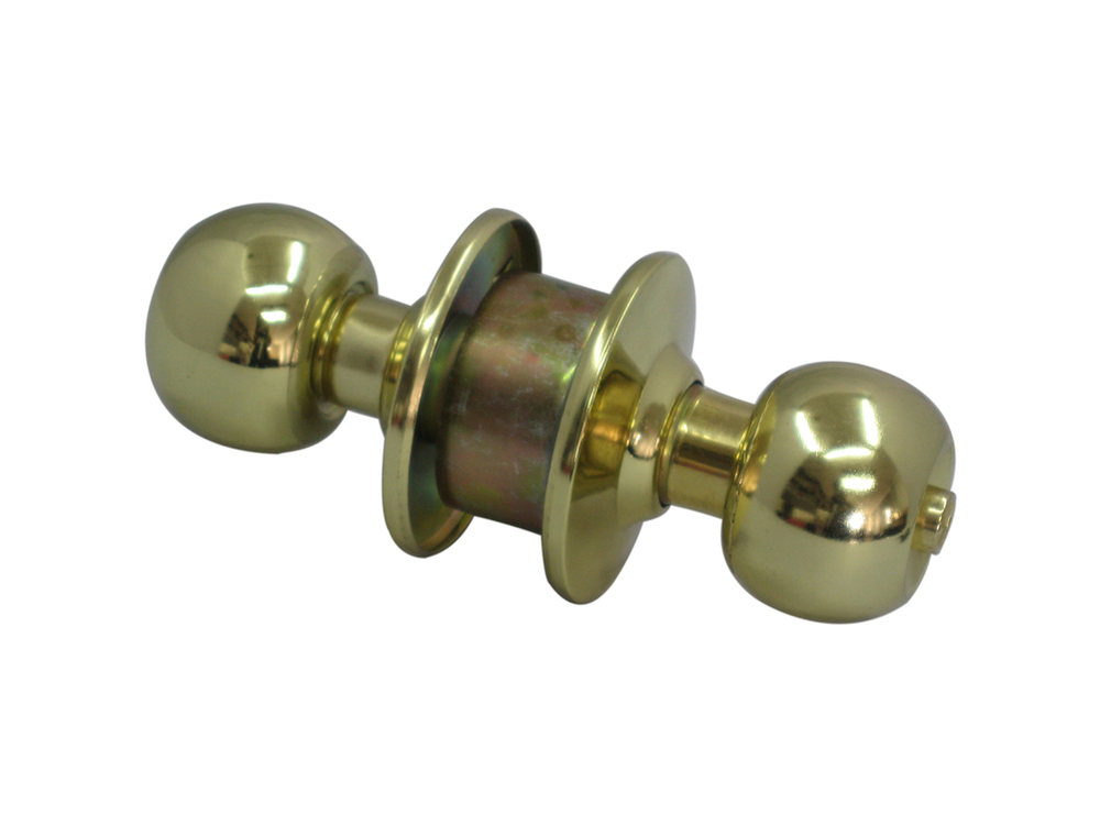Door Hardware Door Lock Ball Lock Knob Lock Gold