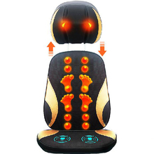 Personal Health Care Multifunction Body Massager for Back Pain Relief ,Electric Infrared Pulse Massager Chair