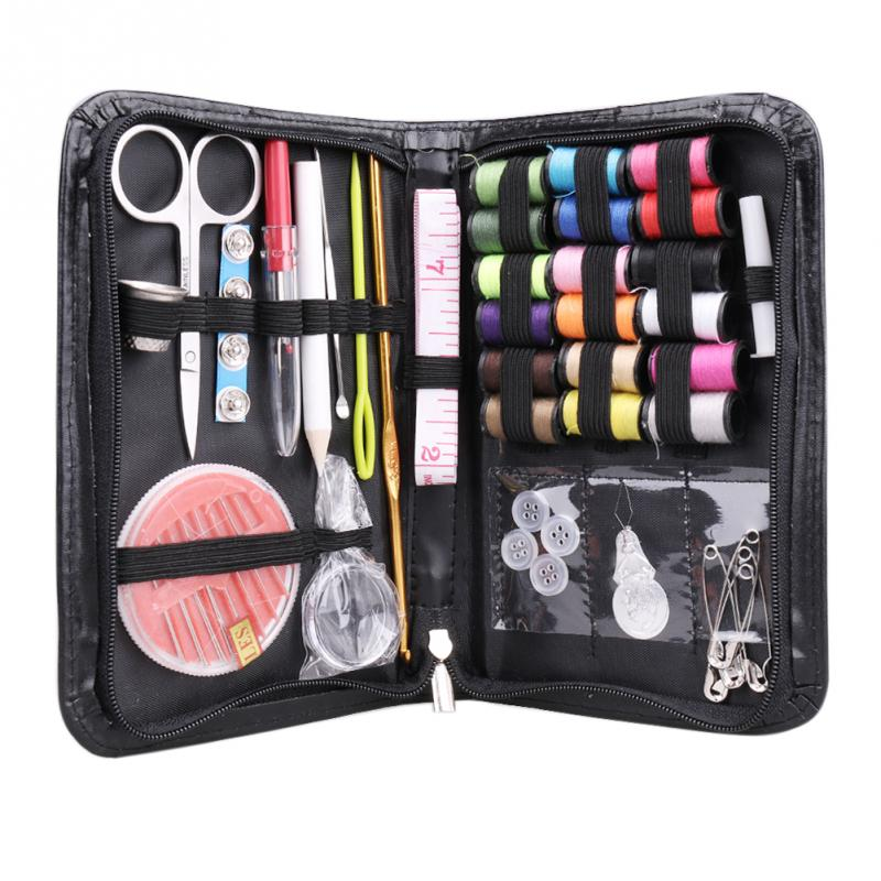 Fashion Life Style ADA Multifunctional Sewing Kit 38 Sets Pf Sewing Accessories Travel Sewing Kit Camper Emergency Sewing Kit