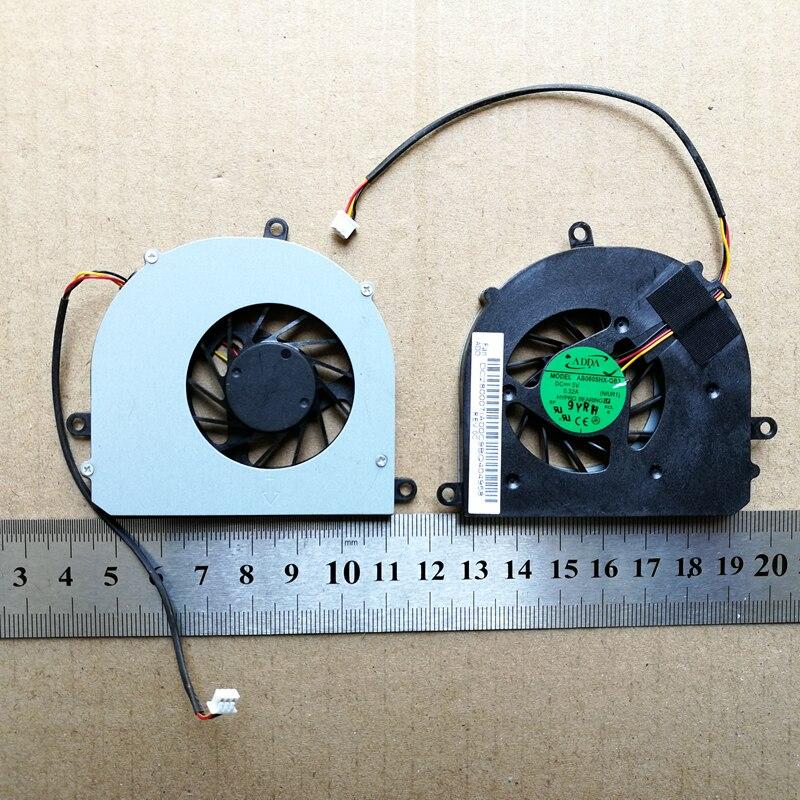 New laptop CPU cooling   fan for Lenovo IdeaPad U450 U450A U450G AB0605HX-QB3